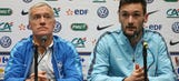 France captain Lloris and manager Deschamps back decision to play England friendly