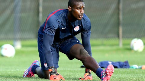 D.C. United goalkeeper Bill Hamid