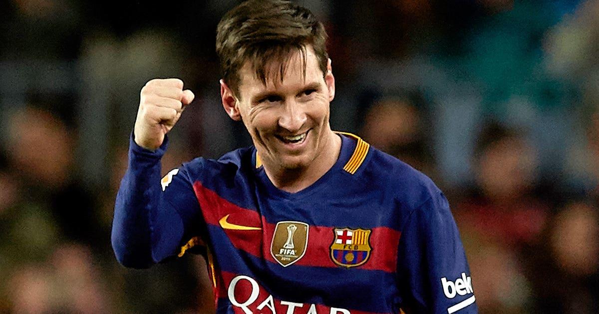 Messi Leads Charge As Barcelona Exact Revenge Vs Espanyol