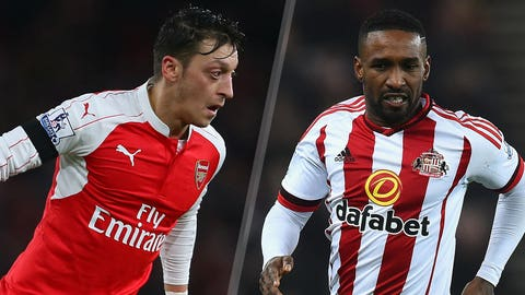 Arsenal vs. Sunderland (Saturday, 10 a.m. ET, FS1)