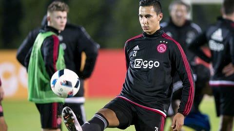 Anwar El Ghazi, Ajax/Netherlands