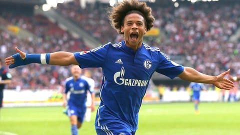 Leroy Sane, Schalke 04/Germany