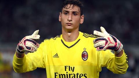 Gianluigi Donnarumma, AC Milan/Italy