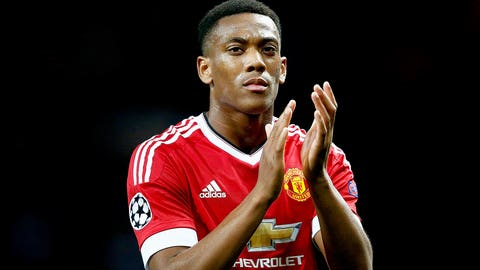 Anthony Martial, Manchester United/France