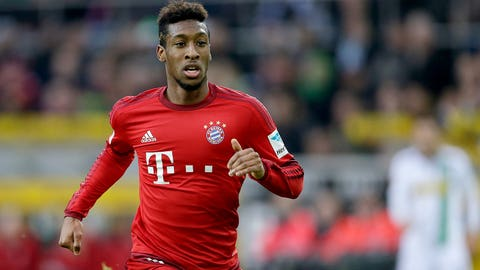 Kingsley Coman, Bayern Munich/France
