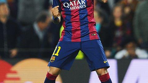 Neymar (Barcelona/Brazil)