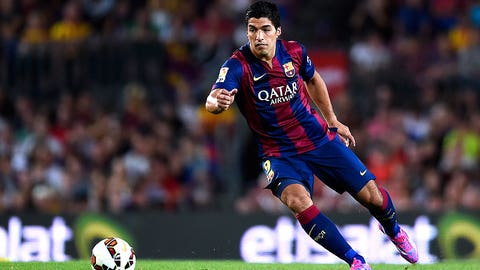 Luis Suarez (Barcelona/Uruguay)