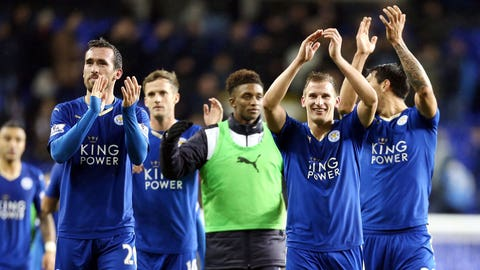 The Foxes are going nowhere