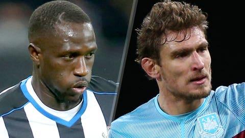 Premier League: Newcastle United v West Ham (Saturday, 10 a.m. ET, NBC nets)