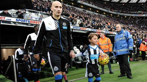 Jonjo Shelvey's reclamation project