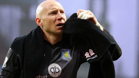 End of the line for Brad Guzan?