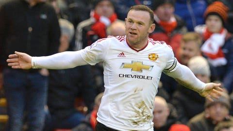 Wayne Rooney deflates Jurgen Klopp and Liverpool