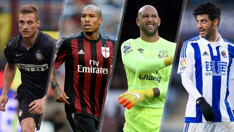 Rating 10 potential MLS transfer targets in January