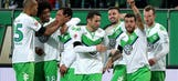 Wolfsburg need to carry Champions League form into the Bundesliga