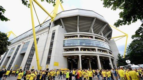 11. Borussia Dortmund (Premier League) -- $305.3 million