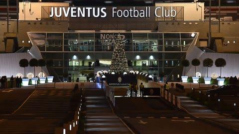 10. Juventus (Serie A) -- $352.4 million