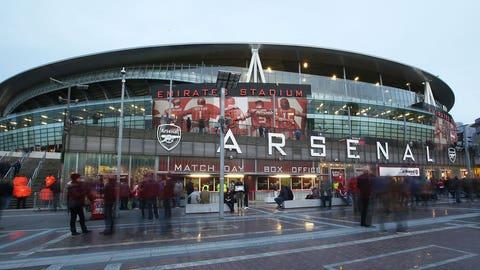 7. Arsenal (Premier League) -- $473.9 million