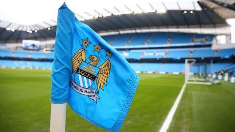 6. Manchester City (Premier League) -- $504.5 million