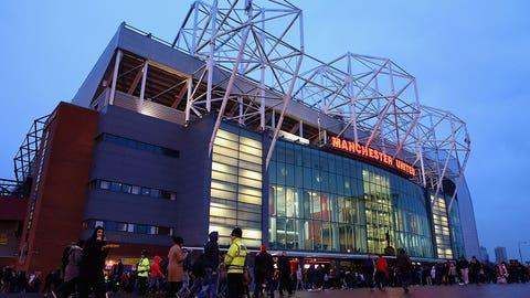 3. Manchester United (Premier League) -- $565.5 million