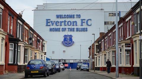18. Everton (Premier League) -- $179.7 million