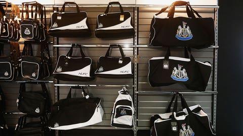 17. Newcastle United (Premier League) -- $184.2 million