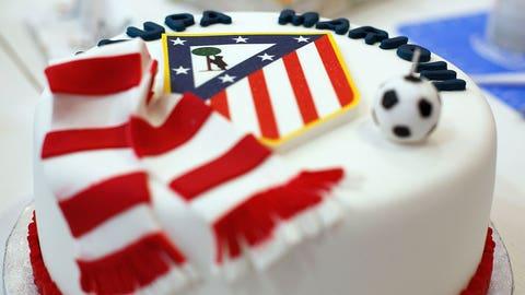 15. Atletico Madrid (La Liga) -- $203.6 million