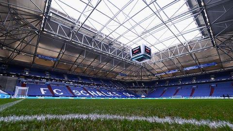 Schalke 04: $629 million