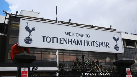 Tottenham Hotspur (Premier League) — €279.7 million