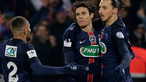 3. Paris Saint-Germain (Ligue 1)