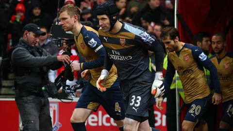 6. Arsenal (Premier League)