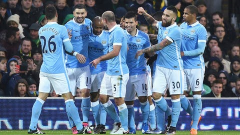 9. Manchester City (Premier League)