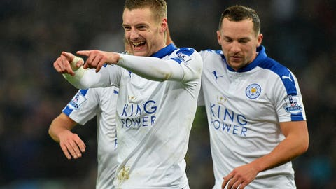 10. Leicester City (Premier League)