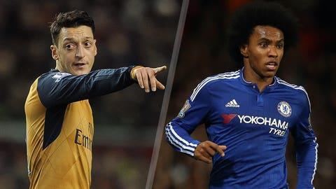 Arsenal vs. Chelsea (Sunday, 11 a.m. ET, NBCSN)