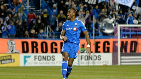Will Didier Drogba play for Montréal Impact this season?