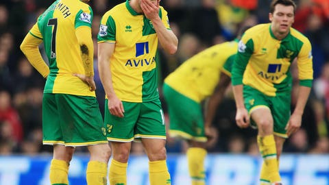 Norwich take Liverpool's punch straight to the chin
