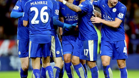 Leicester City make it look too easy