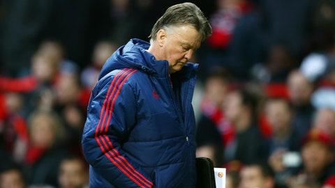 Dud: Louis van Gaal (Manchester United)