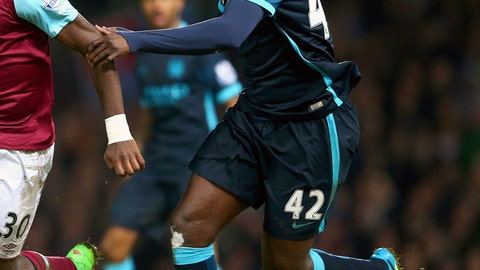 Dud: Yaya Toure (Manchester City)