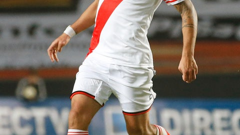 Dud: Jonathan Maidana (River Plate)