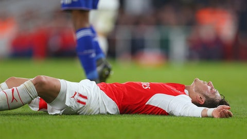 Another loss to Chelsea for the Gunners