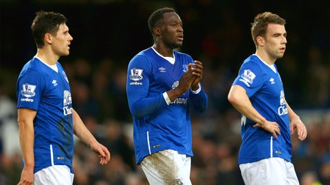 No comforts of home for Everton