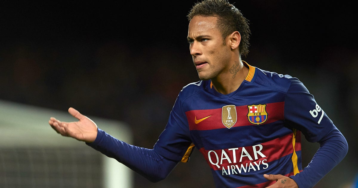 Does Nike Hold The Keys To Neymar S New Barca Deal Fox