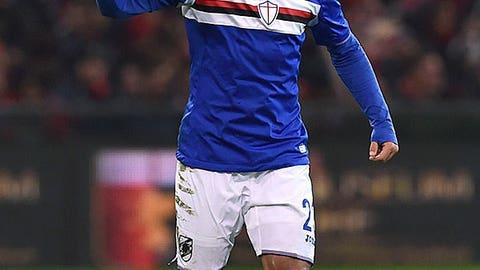 Eder (Sampdoria to Leicester City)