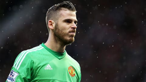 David De Gea (Manchester United and Spain)