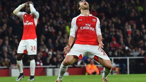 9. Arsenal (Premier League)
