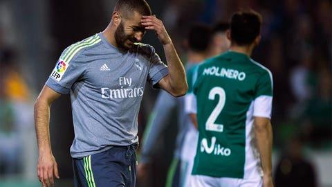 4. Real Madrid (La Liga)