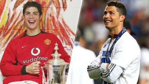 Cristiano Ronaldo's career highlights