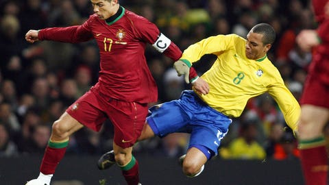 Captain of Portugal national team (2007)