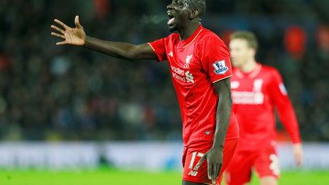 DUD: Mamadou Sakho (Liverpool)