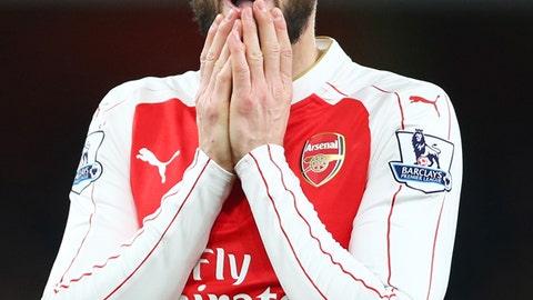 DUD: Arsenal